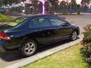 Bán Honda Civic năm 2008, màu đen, nhập khẩu