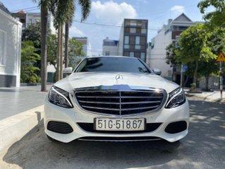 Bán ô tô Mercedes C250 đời 2017, màu trắng chính chủ