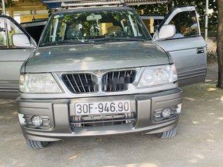 Bán xe Mitsubishi Jolie đời 2003, màu bạc, nhập khẩu