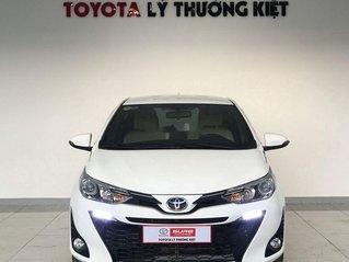 Bán xe Toyota Yaris đời 2019, màu trắng, 620tr