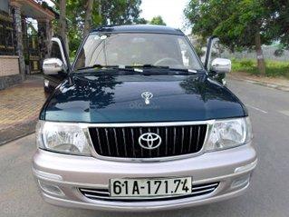 Toyota Zace cao cấp GL, mới như xe hãng, sx 12/2004, xe rin toàn bộ 100%