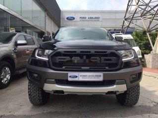 Cần bán Ford Ranger Raptor sản xuất năm 2019, màu đen, nhập khẩu