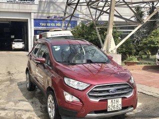Bán Ford EcoSport sản xuất năm 2019 còn mới