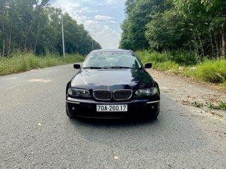Bán xe BMW 325i năm sản xuất 2004, màu đen, chính chủ