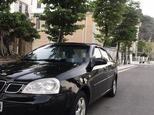 Cần bán xe Daewoo Lacetti 2004, màu đen, nhập khẩu nguyên chiếc