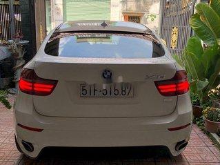 Cần bán gấp BMW X6 đời 2009, màu trắng, xe nhập, xe gia đình