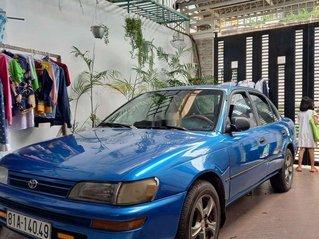 Bán Toyota Corolla đời 1995, màu xanh lam, xe nhập