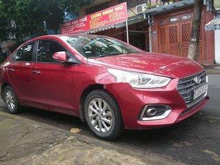 Cần bán xe Hyundai Accent đời 2018, màu đỏ số sàn