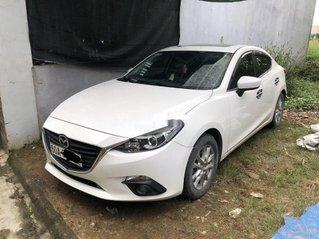 Cần bán xe Mazda 3 đời 2016, màu trắng