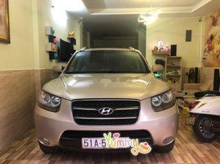 Bán ô tô Hyundai Santa Fe sản xuất năm 2008, màu bạc, nhập khẩu