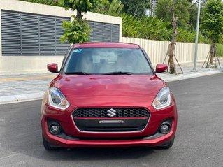 Cần bán xe Suzuki Swift GLX 1.2CVT đời 2019, màu đỏ, nhập khẩu nguyên chiếc