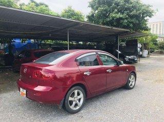Gia đình bán lại xe Mazda 3 năm sản xuất 2004, màu đỏ. giá 195tr