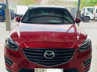 Bán lại xe Mazda CX 5 sản xuất 2017, màu đỏ, xe nhập