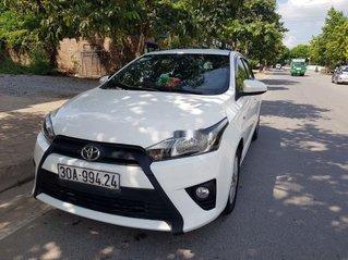 Bán Toyota Yaris năm 2014, màu trắng, nhập khẩu nguyên chiếc