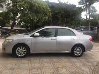 Bán xe Toyota Corolla Altis đời 2009, màu bạc, nhập khẩu