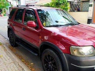 Bán ô tô Ford Escape 2003, màu đỏ, nhập khẩu, BSTP