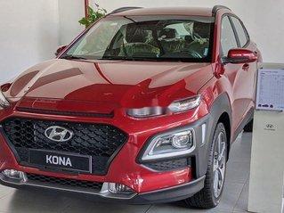 Bán xe Hyundai Kona 2020, màu đỏ, giao xe nhanh