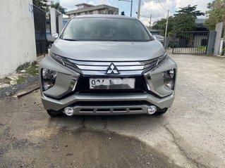 Bán xe Mitsubishi Xpander 2019, màu bạc, xe gia đình