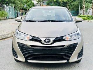 Cần bán xe Toyota Vios E 1.5 MT sản xuất năm 2018, form 2019, màu cát siêu đẹp giá tốt