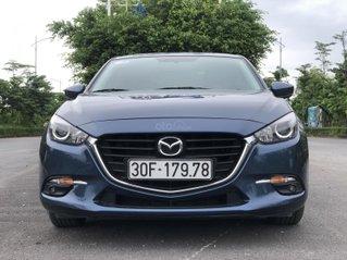 Cần bán gấp Mazda 3 đăng ký lần đầu 2018, màu xanh lam, xe nhập, giá 595 triệu đồng