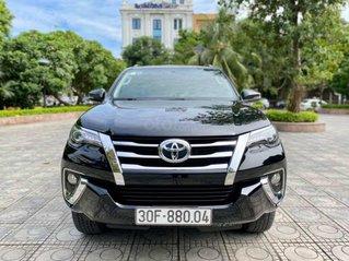 Hỗ trợ mua xe trả góp lãi suất thấp với chiếc Toyota Fortuner đời 2019, xe còn mới