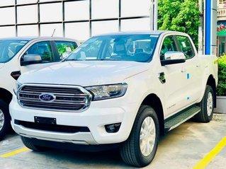 Ford Ranger XLT Limited 2020 đủ màu giao ngay, khuyến mãi cực sốc