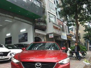 Bán lại xe Mazda 6 sản xuất 2020, màu đỏ, 635 triệu