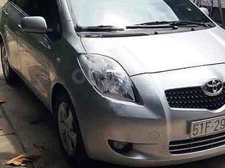 Cần bán lại xe Toyota Yaris đời 2008, màu bạc, nhập khẩu, 315tr