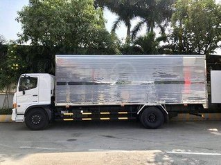 Xe tải Hino FG8JP7A, thùng kín 7m3, tải 7.8 tấn, hỗ trợ trả góp