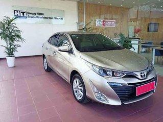 Bán Toyota Vios G năm sản xuất 2018, giá chỉ 518 triệu
