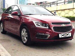Cần bán gấp Chevrolet Cruze LTZ sản xuất 2018, màu đỏ, xe nhập như mới, 480 triệu