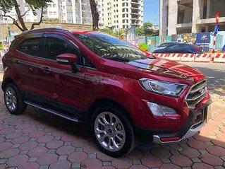 Cần bán xe Ford EcoSport 1.5 AT sản xuất 2019, màu đỏ