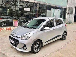Cần bán Hyundai Grand i10 năm sản xuất 2016, màu bạc, nhập khẩu ít sử dụng, giá 288tr