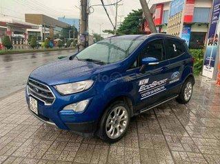 Ford Ecosport 1.5 Titanium sx 2018, màu xanh