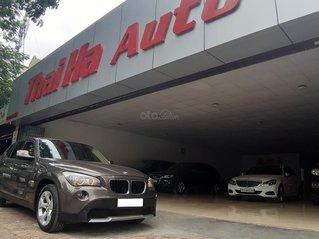 Xe BMW X1 Sdrive 1.8l 2011, màu nâu, nhập khẩu
