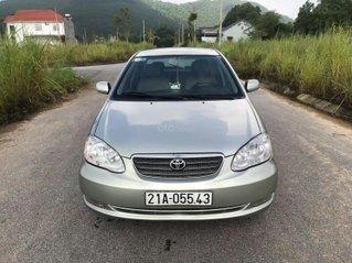 Cần bán gấp với giá ưu đãi nhất chiếc Toyota Corolla Altis đời 2005, xe còn mới