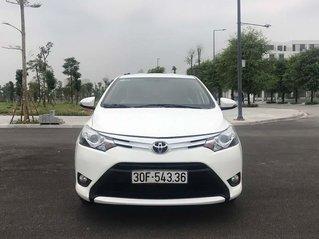 Cần bán lại với giá thấp chiếc Toyota Vios G đời 2017, xe giá thấp, động cơ ổn định