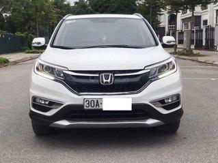 Hỗ trợ mua xe trả góp lãi suất thấp với chiếc Honda CRV 2.4 AT 2015, xe còn mới