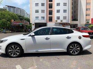 Bán xe Kia Optima năm sản xuất 2018, màu trắng, nhập khẩu nguyên chiếc còn mới, giá 699tr
