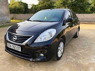 Bán Nissan Sunny năm 2013, màu đen còn mới, 285 triệu