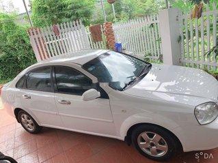 Cần bán xe Daewoo Lacetti sản xuất năm 2011, màu trắng, nhập khẩu, 185 triệu