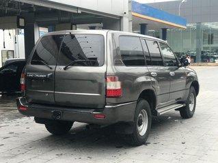 Bán ô tô Toyota Land Cruiser năm 2005, xe nhập số sàn, giá tốt