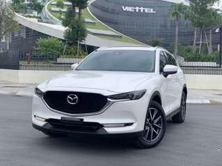 Bán Mazda CX 5 đời 2019, màu trắng còn mới, giá chỉ 910 triệu