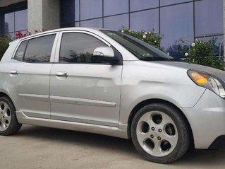 Bán Kia Morning sản xuất năm 2008, màu bạc, xe nhập, giá 182tr