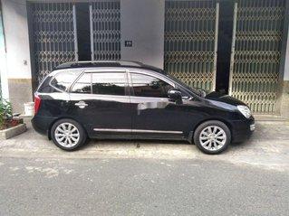 Bán ô tô Kia Carens năm sản xuất 2010, màu đen, 305 triệu