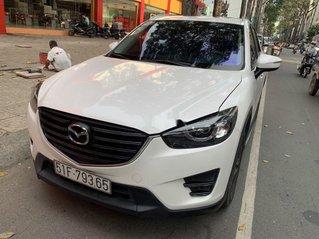 Bán xe Mazda CX 5 2.0AT đời 2016, màu trắng, giá chỉ 676 triệu