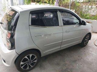 Cần bán Kia Morning sản xuất 2011, màu bạc, xe nhập