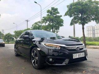 Bán Honda Civic 1.5 L Tubor sản xuất năm 2017, màu đen, nhập khẩu