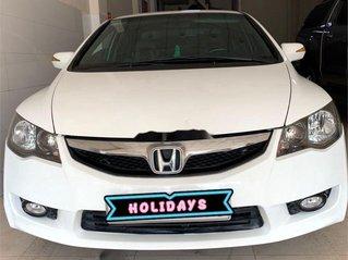 Xe Honda Civic sản xuất 2011, màu trắng, giá 358tr