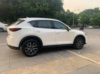Bán Mazda CX 5 đời 2019, màu trắng, xe lướt